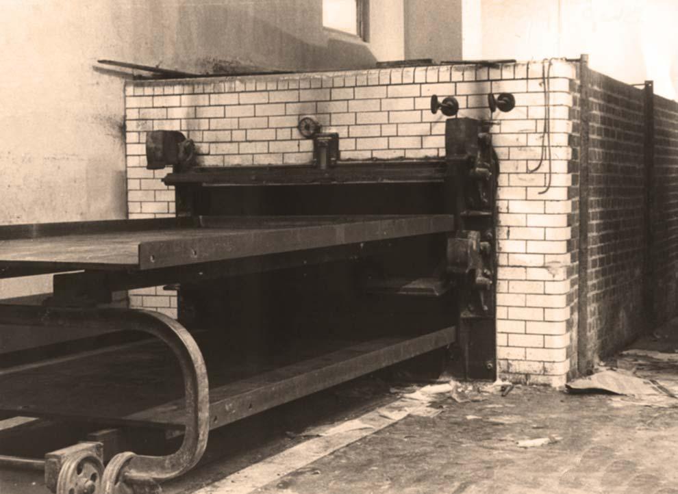 Kellys Bakery Bread oven