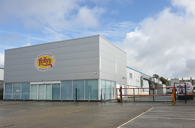 Kelly's Bakery moves into new purpose built factory